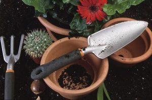 Herramientas jardín pequeño
